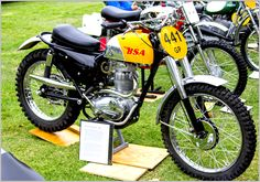 1966 BSA Victor GP 441cc - For the 1966 500cc World Championship, BSA schemed up a silver bullet of a motorcycle created from space age materials such as titanium, aluminum alloy and magnesium. However, and despite the company's best laid plans and intentions, the entire project ended in tragedy...