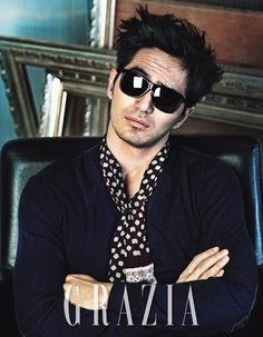 Lee Jin Wook Looking Real Suave In Latest Grazia