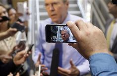 In break from policy, Bush unloads list of summer reads during stop in Michigan -- PCH Frontpage