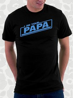 555ceee1 I Am Your Papa Funny Dad Tshirt father's day gift for Dad To Be Shirts,