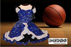 perfect dress for UK fans