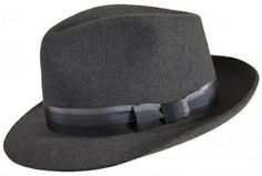 Said it before - Fedoras are awesome!  wool_fedora.jpg
