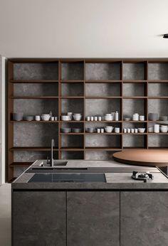 Boffi, Modern Dresser, Antibes, New Kitchen, Architecture Design, Innovation, Kitchen Design, Shelves, Interior Design