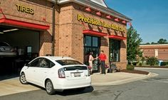 Professional, trained mechanics change oil, rotate tires, and inspect vehicles to safeguard against future repairs
