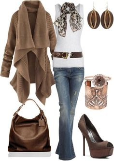 79 Elegant Fall & Winter Outfit Ideas 2016                                                                                                                                                                                 More