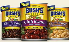 $1.00 off 2 BUSH'S Chili Beans Coupon on http://hunt4freebies.com/coupons