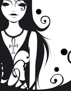 Death / Sandman - Rosana Raven ☥~