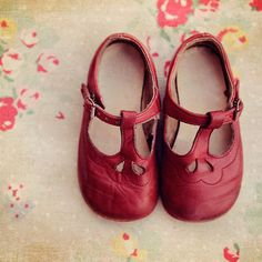 red shoes, so cute