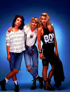 #Bananarama #The Saturdays #Bunch #1986 #Venus #Really Saying Something