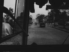 Slow race bradaah!  pas di dalam metromini 24 mau ke senen nih, 18 oktober 2014 *sabtu