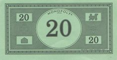 Money Template, Templates, Monopoly Man, Got Game, Birthday Bash, Board Games, Notes, Activities, Creative