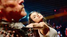 Alan Ritchson and Christina Ochoa in Blood Drive Alan Ritchson, Blood Drive, Babe, Style, Swag, Outfits