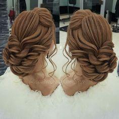 Best Indoor Garden Ideas for 2020 - Modern Fancy Hairstyles, Bride Hairstyles, Hairstyles Haircuts, Wedding Hair And Makeup, Bridal Hair, Hair Makeup, Long Hair Designs, Hair Upstyles, Hair Dos