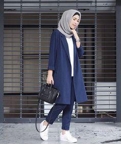 cool Ranihatta ... by http://www.newfashiontrends.pw/street-hijab-fashion/ranihatta/