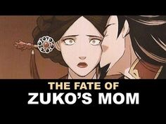 The Fate of Zuko's Mom Revealed!  The Search Part 1 ramps up to The Legend of Korra Season 2!