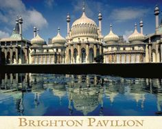 Brighton Pavilion, featured in Tahir Shah's Regency novel Timbuctoo | www.timbuctoo-book.com