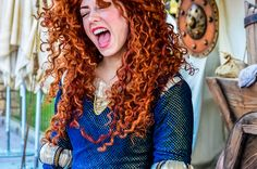 Rockin' Merida!   by EverythingDisney, via Flickr
