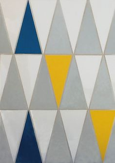 3x6 Triangles ... cut and assembled by Quarry Tile. For more info call us 800.423.2608 or email us christina.elliot@quarrytile.com