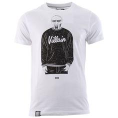 Wemoto MF Doom T-Shirt - White