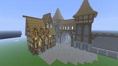 Epic Minecraft Medieval City