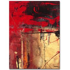 'Victory III' by Joarez Painting Print on Canvas