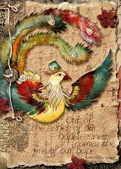 Phoenix by Eryn