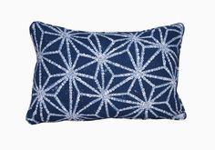 1509EB    The 1509EB pillow in Indigo
