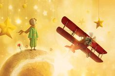 Find the best The Little Prince Wallpaper on GetWallpapers. We have background pictures for you! The Little Prince Movie, Little Prince Quotes, The Petit Prince, 2015 Movies, Movie Wallpapers, Background Pictures, Hd Wallpaper, Fanart, Illustration Art