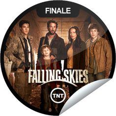Falling Skies Season Finale Sticker   GetGlue