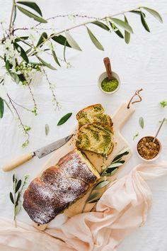 Cake Photography, Food Photography Styling, Food Styling, Bread Art, Matcha Green Tea, Vegan Baking, Food Presentation, Vegan Recipes, Eat