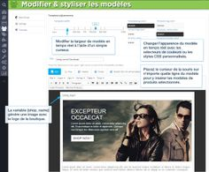 This module for PrestaShop allows you to create and send your own newsletters with different products from your store using many customizable templates. Mail Chimp Templates, Css Style, Color Picker, Shop Logo, Advertising, Simple, Marketing, Styles, Aide