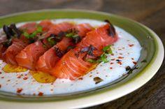 Salmón marinado con ginebra | El Comidista EL PAÍS