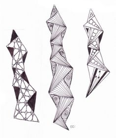 ING tangle Doodles Zentangles, Zentangle Patterns, Pattern Drawing, Surreal Art, Line Design, Restaurant Design, Line Drawing, Doodle Art, Tangled
