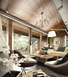 CG Architect 2009 competition | Luxury Interior Design Journal via dwellingsanddecor.tumblr.com