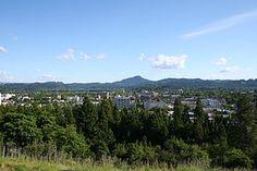 Eugene, Oregon - As seen from Skinner Butte