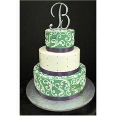 Edgewood Bakery - Wedding Cake 43