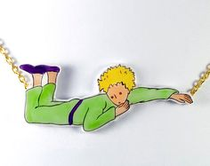 All grown-ups were once children but few of them remember it. (The Little Prince) by Chizuko Takahashi on Etsy