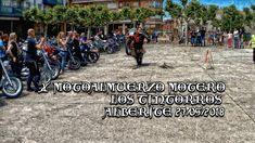 X Motoalmuerzo motero Los Tintorros 2018 Street View, Videos