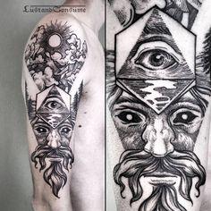 Phil Tworavens Tattoo