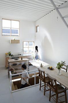 Casa em Itami / Tato Architects