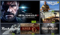 Steam Holiday Sale 2014 goes live for two weeks of savings -  Is your wallet nearby? Lock it in your car. Don't have a car? Throw it in a lake. But God help you if Valve already has your credit card information (or if you're not within walking distance of a lake), becauseSteam Holiday Sale 2014has officially gone live.  If you're not f...