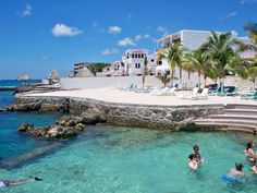 Cozumel, Mexico.  This is where we love to snorkel. Loved this place and cant wait to share with my boys Feb 2014