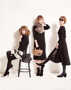 藤井萩花 藤井夏恋の画像 プリ画像 Sisters Magazine, Girls Dream, Fasion, Ladies Fashion, Womens Fashion, February 2016, Fuji, Lady, Magazines