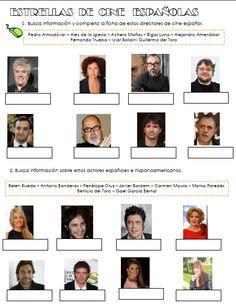 Xari a conçu une webquest pour ses élèves de 1ère Bac Pro sur les stars de cinéma espagnoles et latino-américaines. Possibilité de faire cette webquest en 3ème par exemple. Merci Xari pour ce partage