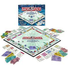 "Monopoly: The Mega Edition - Toys""R""Us"