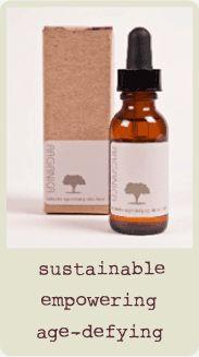 An argan oil blend that includes lavender to prevent breakouts