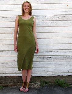 Gaia Conceptions - Eos Below Knee Dress, $140.00 (http://www.gaiaconceptions.com/eos-below-knee-dress/)