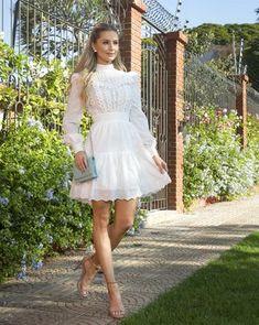 Vestido de noiva civil | Vestido para casamento no civil | Ana Violeta