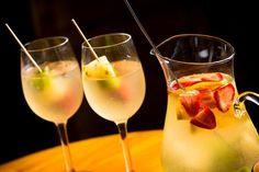 clericot, drink, vinho branco, frutas, fácil, como fazer, receita