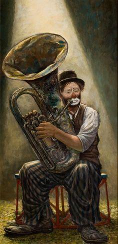 """""""Otto and Tuba"""" c. 1975 *"""